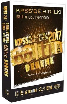 Benim Hocam Yayınları 2017 KPSS Genel Yetenek Genel Kültür 6 Altın Tamamı Çözümlü Deneme