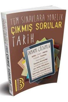 Benim Hocam Yayınları Tüm Sınavlara Yönelik Tarih Konularına Göre Çıkmış Tamamı Çözümlü Sorular