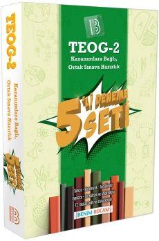 Benim Hocam Yayınları 8. Sınıf TEOG 2 Deneme Seti 5 li