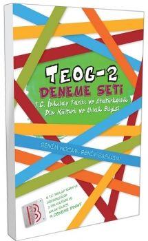 Benim Hocam Yayınları 8. Sınıf TEOG 2 İnkılap Tarihi ve Din Kültürü Deneme Seti 9 lu
