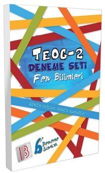 Benim Hocam Yayınları 8. Sınıf TEOG 2 Fen Bilimleri Deneme Seti 6 lı