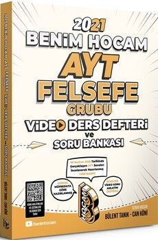 Benim Hocam Yayınları AYT Felsefe Video Ders Notları ve Soru Bankası