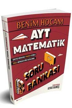 Benim Hocam Yayınları AYT Matematik Soru Bankası