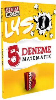 Benim Hocam Yayınları LYS 1 Matematik 5 Deneme