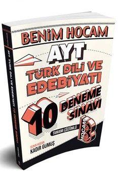 Benim Hocam Yayınları AYT Türk Dili ve Edebiyatı 10 Deneme Sınavı