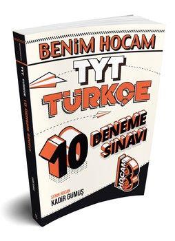 Benim Hocam Yayınları TYT Türkçe 10 Deneme Sınavı