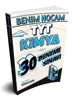 Benim Hocam Yayınları TYT Kimya 30 Deneme Sınavı