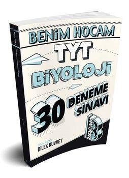Benim Hocam Yayınları TYT Biyoloji 30 Deneme Sınavı