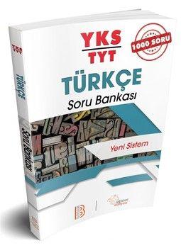 Benim Hocam Yayınları TYT Türkçe Soru Bankası 1000 Soru