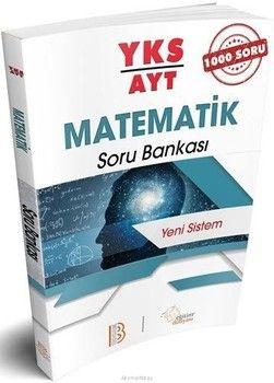 Benim Hocam Yayınları AYT Matematik Soru Bankası 1000 Soru