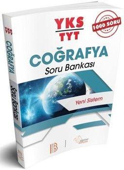 Benim Hocam Yayınları TYT Coğrafya Soru Bankası 1000 Soru