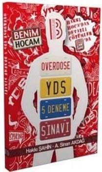 Benim Hocam Yayınları YDS Overdose 5 Deneme Sınavı