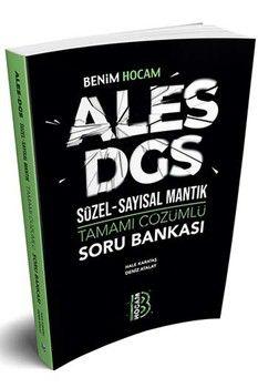 Benim Hocam Yayınları 2020 ALES DGS Sözel Sayısal Mantık Soru Bankası