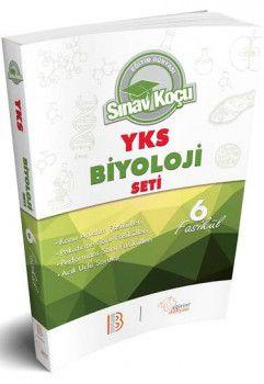 Benim Hocam Yayınları YKS Biyoloji Sınav Koçu 6 Fasikül Seti