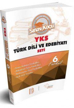 Benim Hocam Yayınları YKS Türk Dili ve Edebiyatı Sınav Koçu Konu Anlatımlı Soru Fasikül Seti