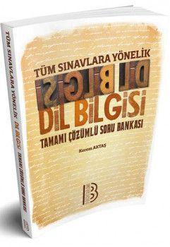 Benim Hocam Yayınları 2018 Tüm Sınavlara Yönelik Dil Bilgisi Tamamı Çözümlü Soru Bankası