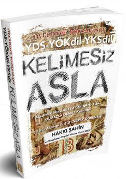 Benim Hocam Yayınları YDS YÖK Dil YKS Dil Overdose Vocabulary Kelimesiz Asla