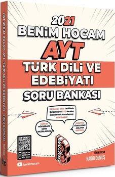 Benim Hocam Yayınları 2021 AYT Türk Dili ve Edebiyatı Soru Bankası