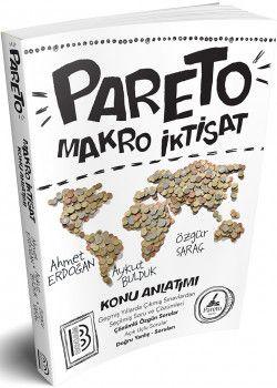 Benim Hocam Yayınları KPSS A Pareto Makro İktisat Konu Anlatımı