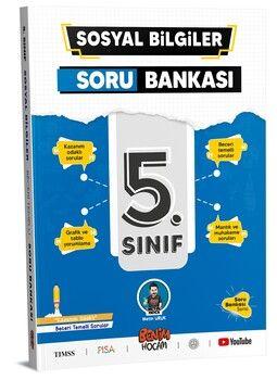 Benim Hocam Yayınları 5. Sınıf Sosyal Bilgiler Soru Bankası