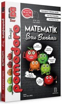 Benim Hocam Yayınları 8. Sınıf Pomodoro Matematik Soru Bankası