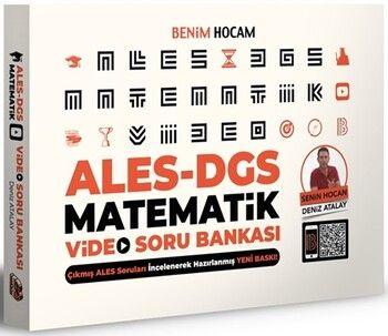 Benim Hocam Yayınları2021 ALES DGS Matematik Video Soru Bankası
