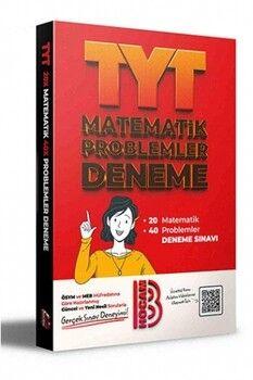 Benim Hocam Yayınları 2021 TYT 20 Matematik 40 Problemler Deneme