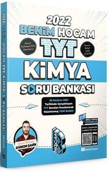 Benim Hocam Yayınları2022 TYT Kimya Soru Bankası