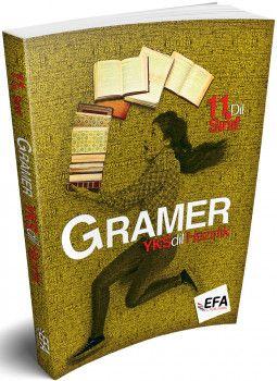 Benim Hocam Yayınları 11. Sınıf YKSDİL Gramer Kitabı Efa Serisi