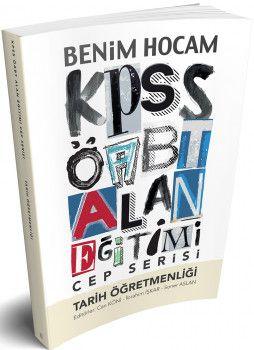 Benim Hocam Yayınları ÖABT Tarih Öğretmenliği Alan Eğitimi Cep Serisi