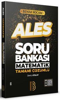 Benim Hocam Yayınları 2022 ALES Matematik Tamamı Çözümlü Soru Bankası