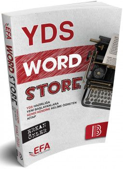 Benim Hocam Yayınları YDS Word Store EFA Serisi