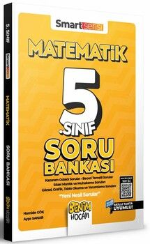 Benim Hocam Yayınları 5. Sınıf Matematik Soru Bankası