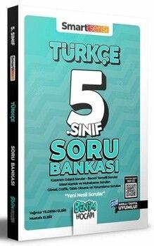 Benim Hocam Yayınları 5. Sınıf Türkçe Soru Bankası