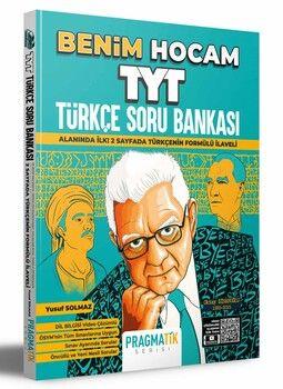 Benim Hocam Yayınları TYT Türkçe Türkçeyi Formülleştiren Hoca dan Soru Bankası Pragmatik Serisi
