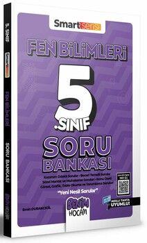 Benim Hocam Yayınları 5. Sınıf Fen Bilimleri Smart Serisi Soru Bankası