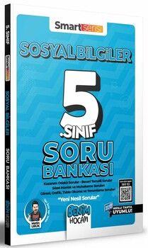 Benim Hocam Yayınları 5. Sınıf Sosyal Bilgiler Smart Serisi Soru Bankası