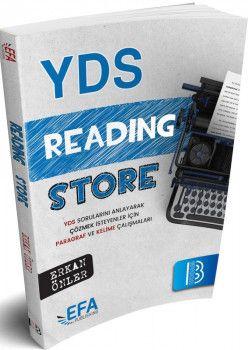 Benim Hocam Yayınları YDS Reading Store EFA Serisi