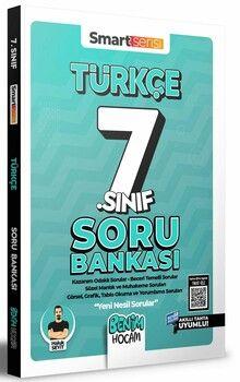 Benim Hocam Yayınları 7. Sınıf Türkçe Smart Serisi Soru Bankası