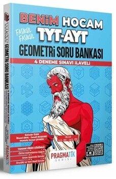 Benim Hocam Yayınları TYT AYT Geometri Soru Bankası 4 Deneme Sınavı İlaveli Pragmatik Serisi