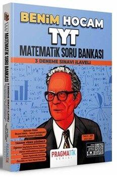 Benim Hocam Yayınları TYT Matematik Soru Bankası 3 Deneme Sınavı İlaveli Pragmatik Serisi