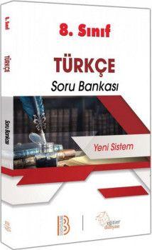 Benim Hocam Yayınları 8. Sınıf Türkçe Soru Bankası