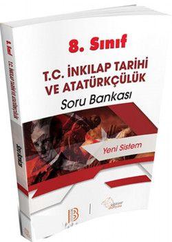 Benim Hocam Yayınları 8. Sınıf T.C. İnkılap Tarihi ve Atatürkçülük Soru Bankası