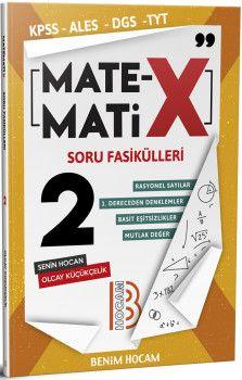 Benim Hocam Yayınları KPSS ALES DGS TYT Matematix Soru Fasikülleri 2