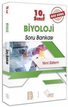 Benim Hocam Yayınları 10. Sınıf Biyoloji Soru Bankası