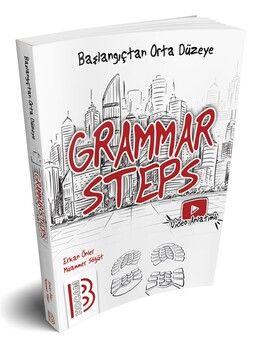 Benim Hocam YDS Grammar Steps Başlangıçtan Orta Düzeye İngilizce Dil Bilgisi Konu Anlatımlı
