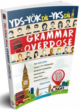 Benim Hocam YDS YÖKDİL YKSDİL Grammar Overdose