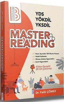 Benim Hocam YDS YÖKDİL YKSDİL Master Reading