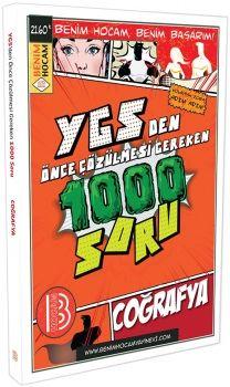 Benim Hocam YGS Coğrafya YGS den Önce Çözülmesi Gereken 1000 Soru