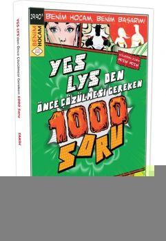 Benim Hocam YGS LYS Tarih YGS LYS den Önce Çözülmesi Gereken 1000 Soru